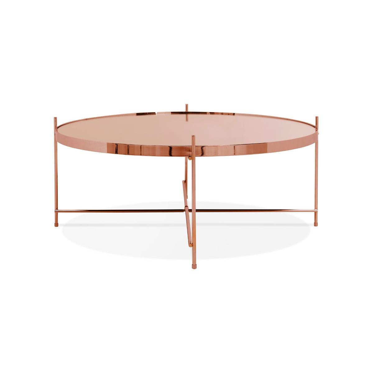 table basse design ryana big cuivre amp story 6973