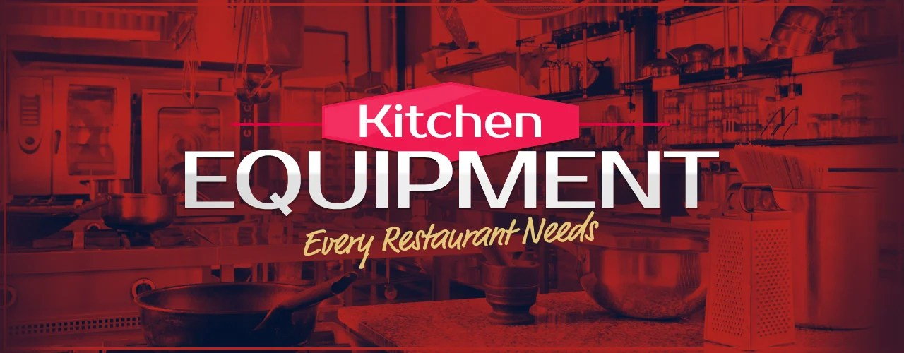 kitchen equipment list ikea table and chairs set commercial webstaurantstore every restaurant needs