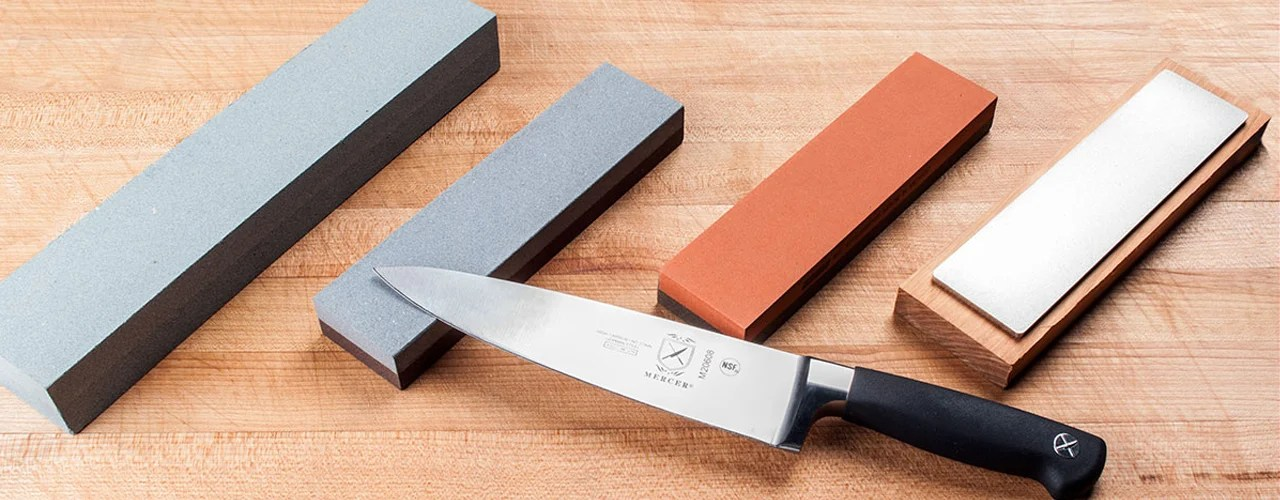 How To Sharpen A Fillet Knife On A Stone