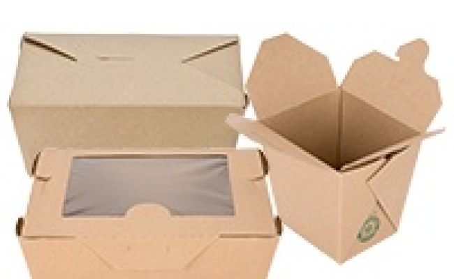 Eco Friendly Takeout Containers Biodegradable Containers