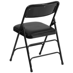 Office Chair 300 Lb Capacity What Is A Prayer Flash Furniture Ha-mc309av-bk-gg Black Metal Folding With 1