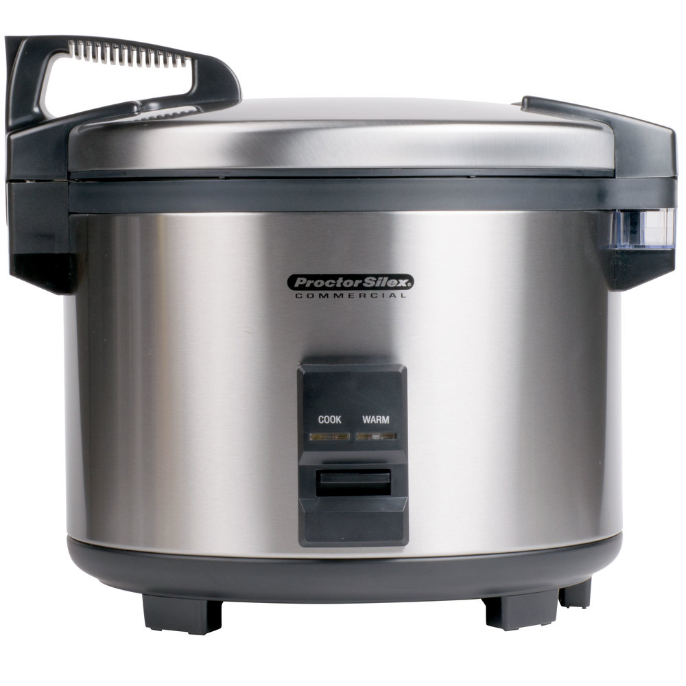 medium resolution of proctor silex 37560r 60 cup 30 cup raw electric rice cooker