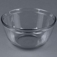 Anchor Hocking 81629L11 4 Qt. Glass Mixing Bowl