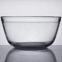 Anchor Hocking 81629AHG17 4 Qt. Glass Mixing Bowl