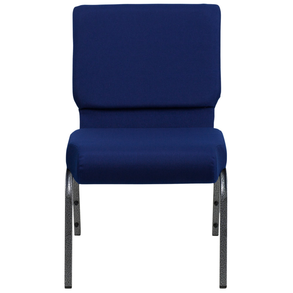 stackable church chairs desk chair no swivel flash furniture fd-ch0221-4-sv-nb24-gg navy blue 21