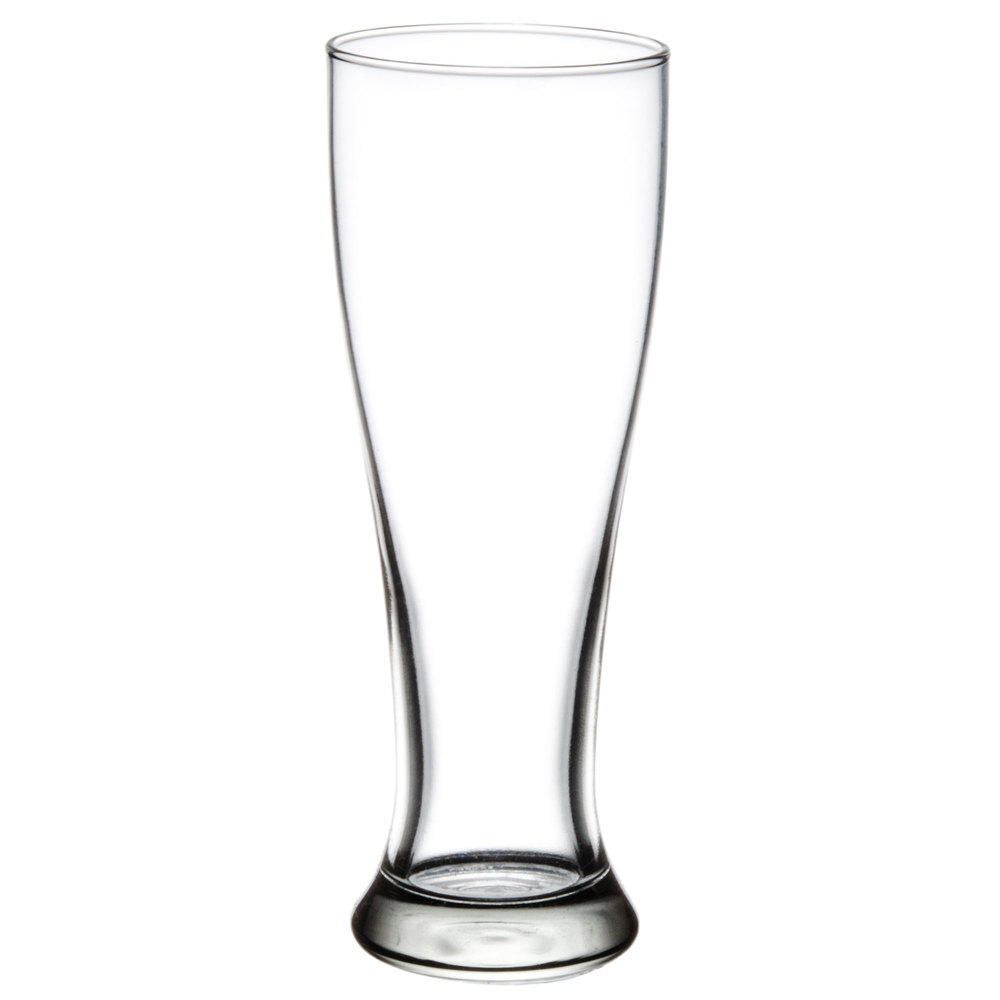 Libbey 1604 16 Oz Pilsner Glass 24Case