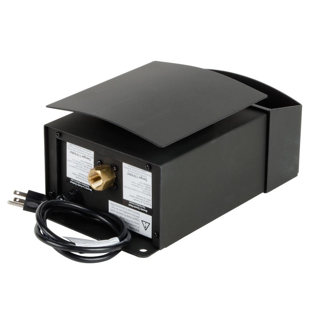 Bromic Heating BH0210001 Tungsten SmartHeat 300 Series Natural Gas Outdoor Patio Heater