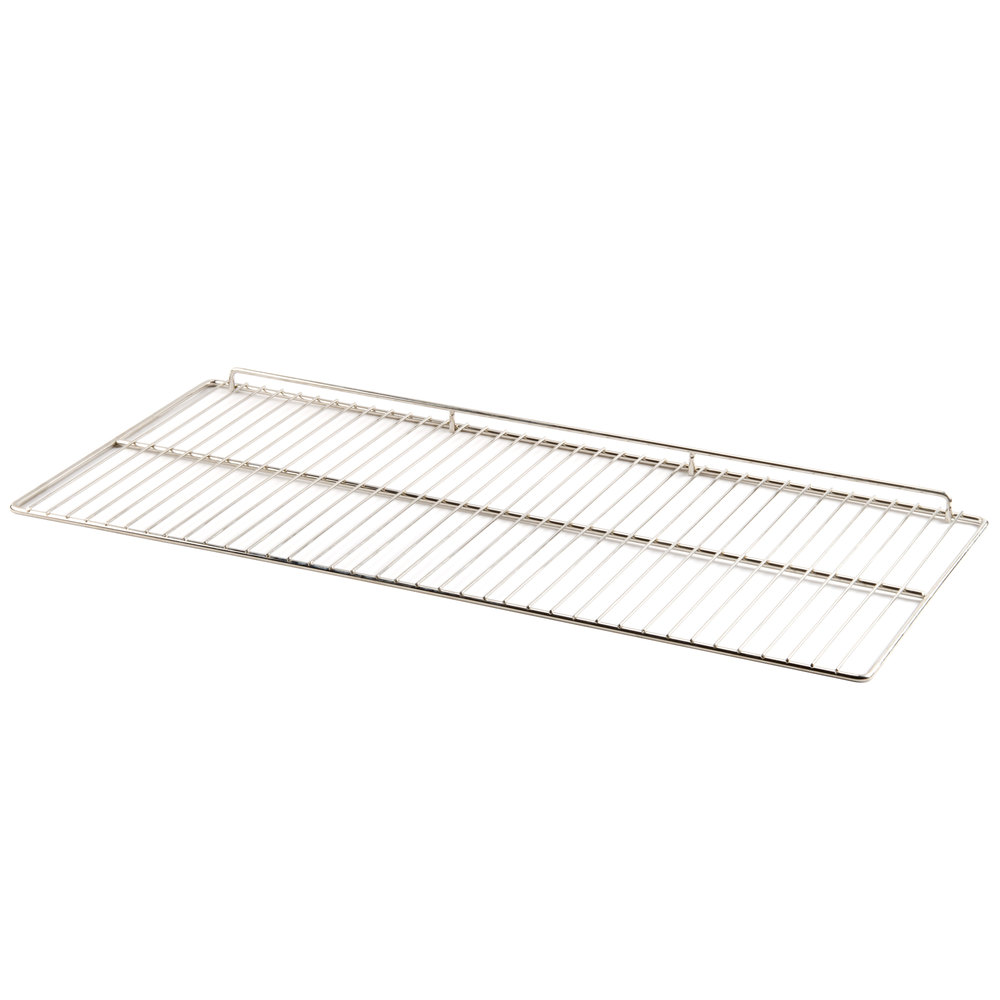 Avantco HDC36BR Bottom Stainless Steel Rack