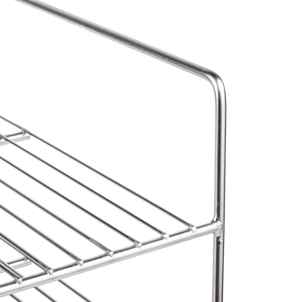 APW Wyott 217215-48 4 Shelf Flat Food Rack for HDC-4 and