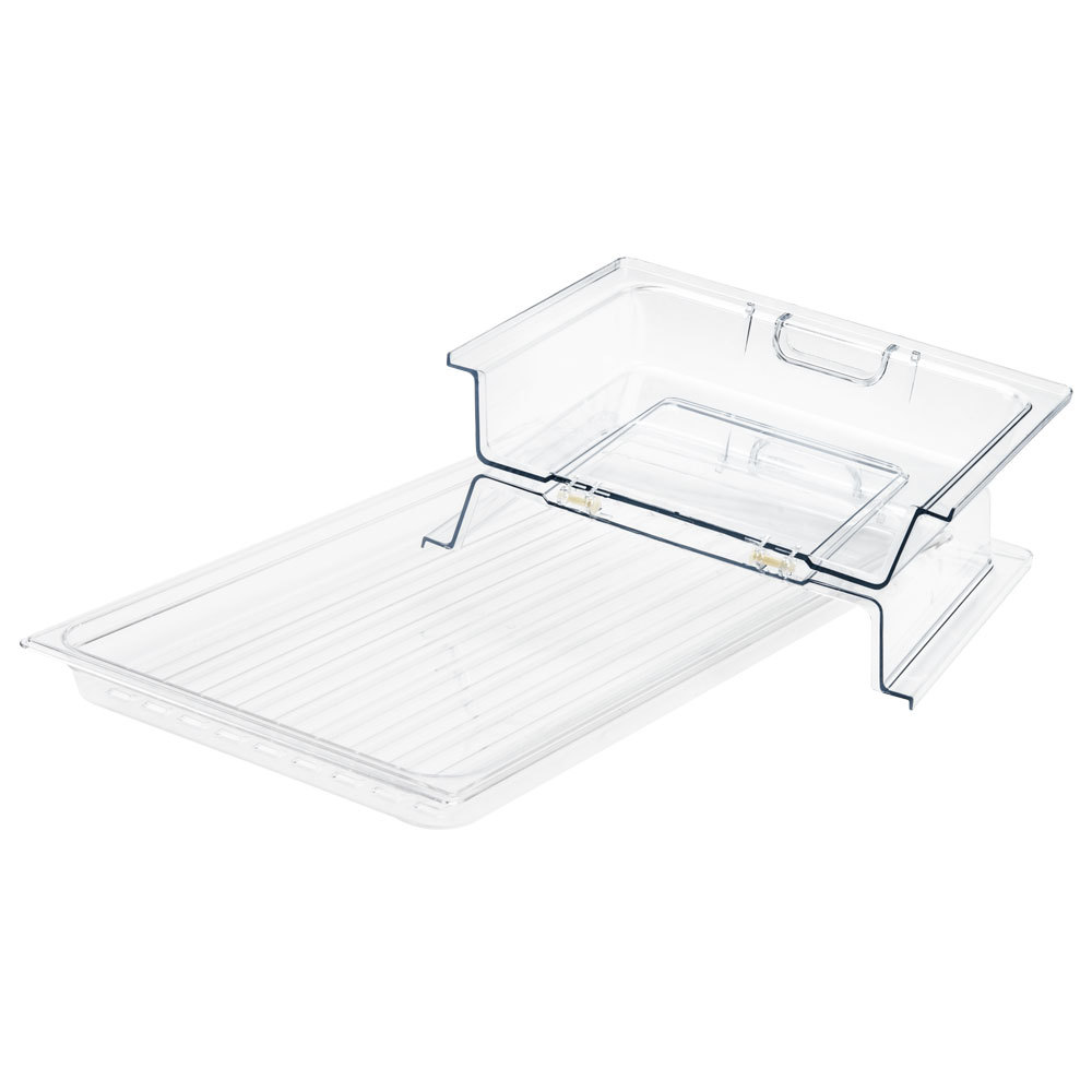 Sample and Display Tray Kit with Clear Polycarbonate Tray
