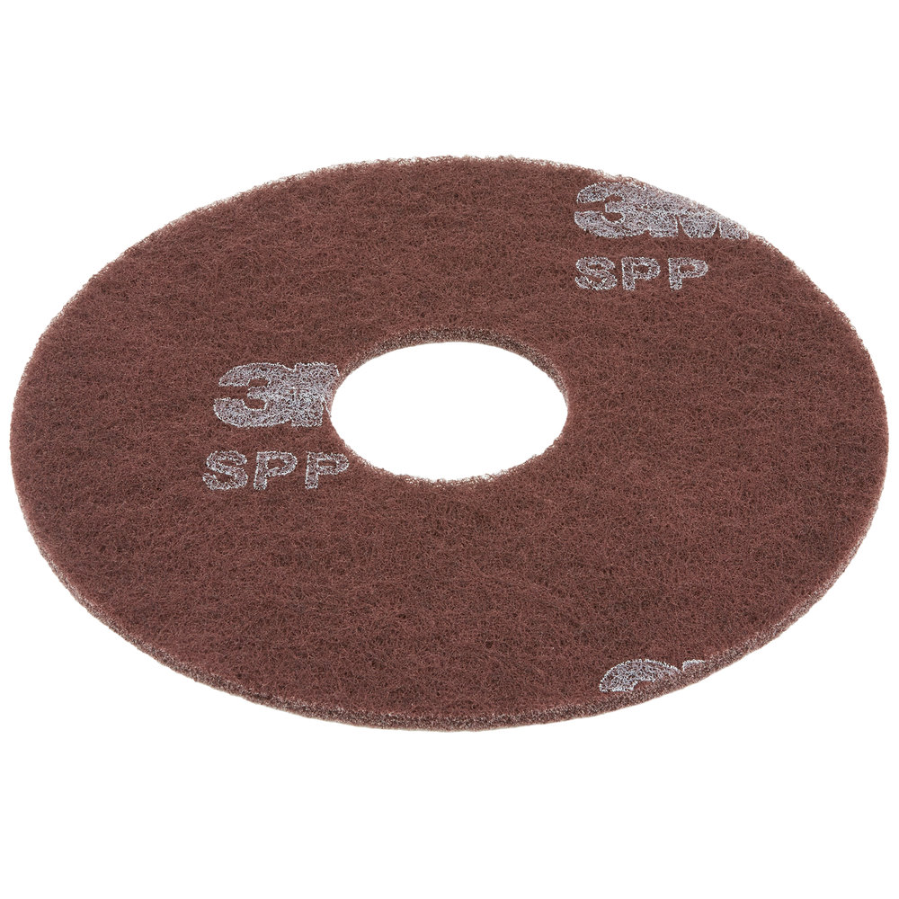 3M SPP12 ScotchBrite 12 Surface Preparation Floor Pad