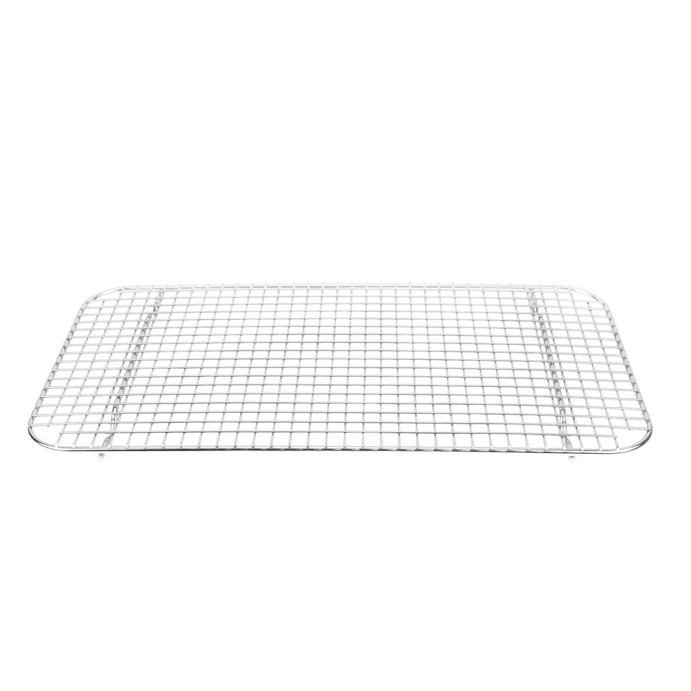 Vollrath 20028 Super Pan V Full Size Stainless Steel Wire