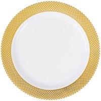 Disposable Plates For Wedding. Decorative Plastic Plates ...