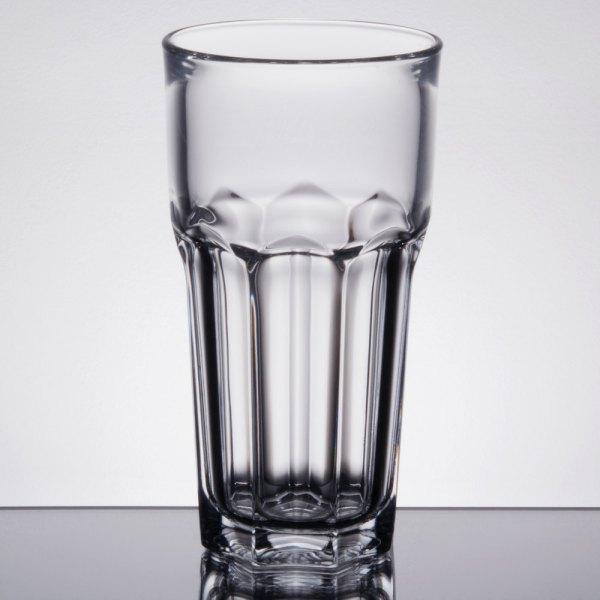 Arcoroc 43282 Granite 22 Oz. Stackable Iced Tea Glass