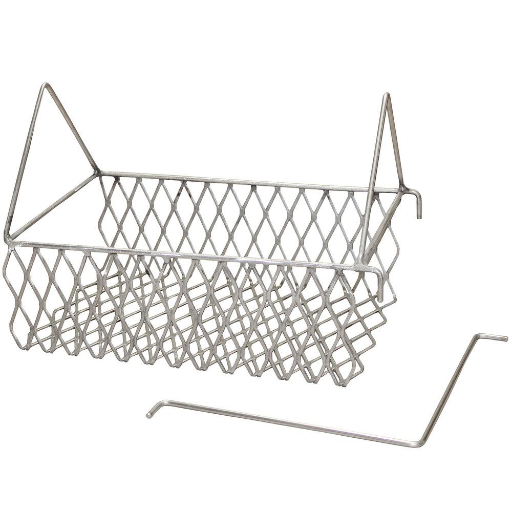 R & V Works Cajun Deep Fryer Turkey Basket