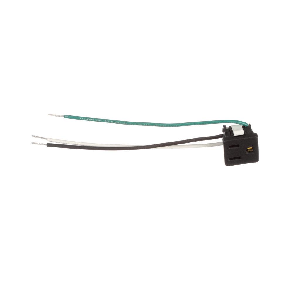 medium resolution of true refrigeration 801229 outlet compressor