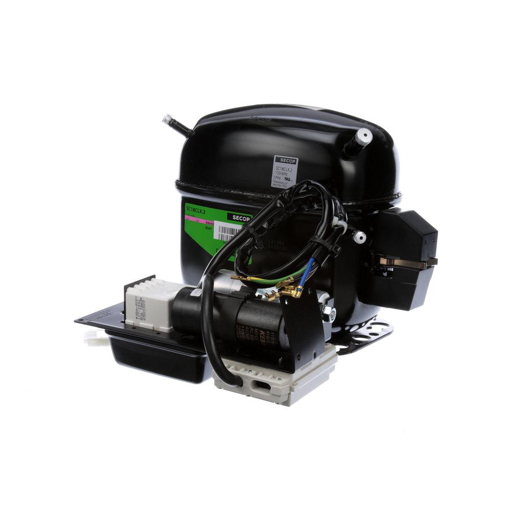 hight resolution of true refrigeration 918835 compressor