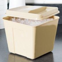 Square Plastic Ice Bucket