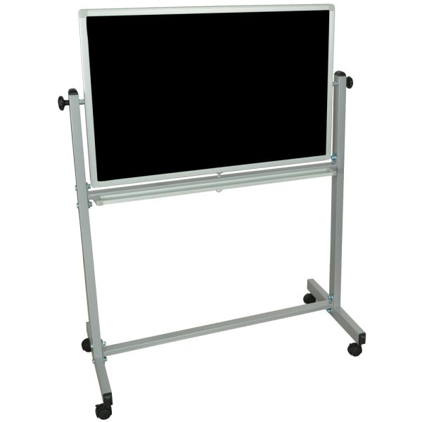 """Luxor . Wilson Mb3624 36"""" X 24"""" Double-sided Whiteboard"""