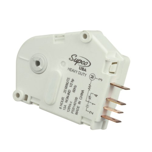 small resolution of continental refrigerator 4 960 defrost timer