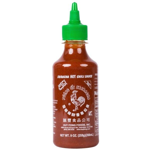 Huy Fong 9 oz Sriracha Hot Chili Sauce