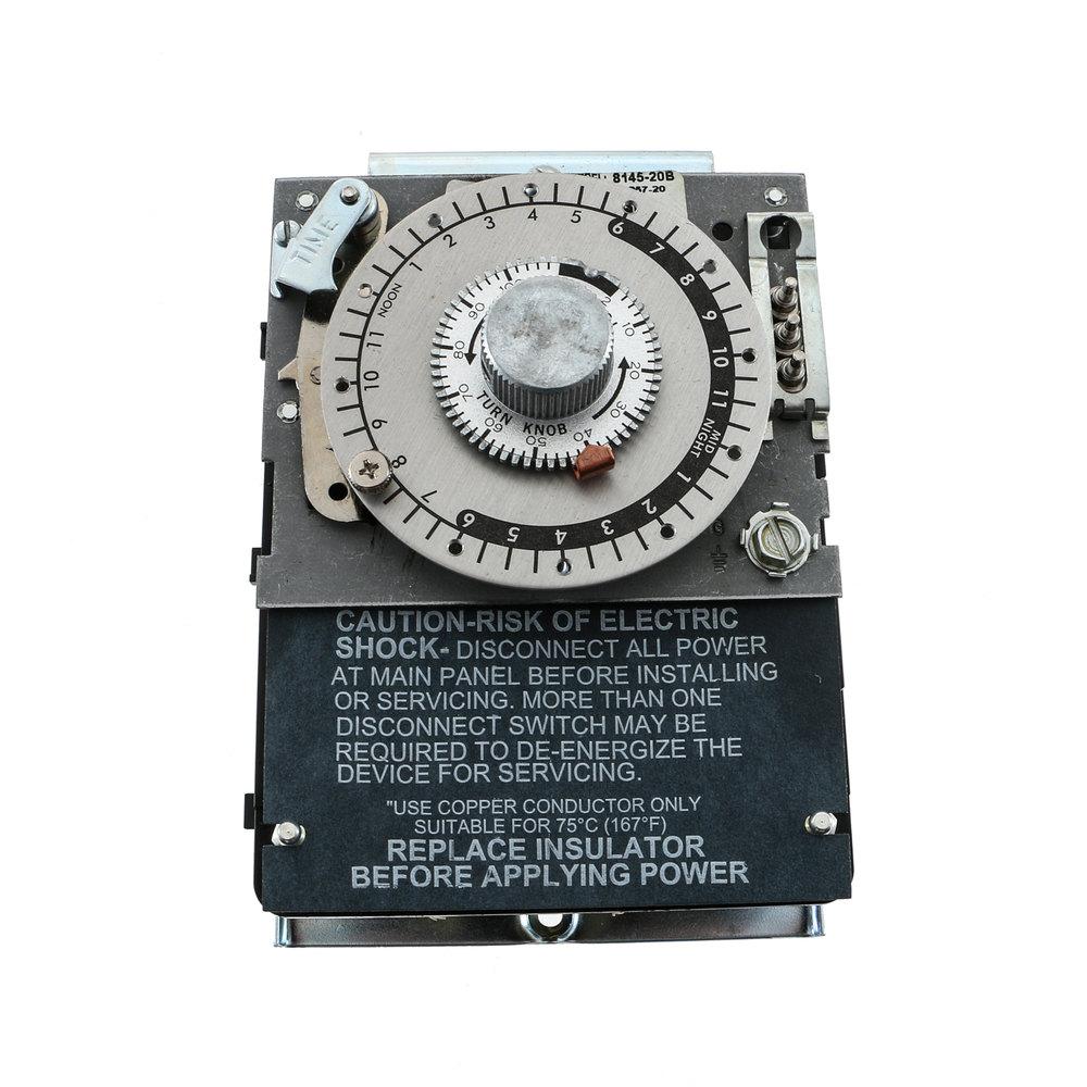 hight resolution of kelvinator 24 0513 defrost timer