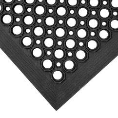 Commercial Restaurant Kitchen Mats Backsplash Designs For Anti Fatigue Floor More Colors Teknor Apex 755 100 T30 Competitor 3 X 5 Black