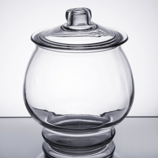 Anchor Hocking 88750r2 1 Gallon Glass Jar With Lid