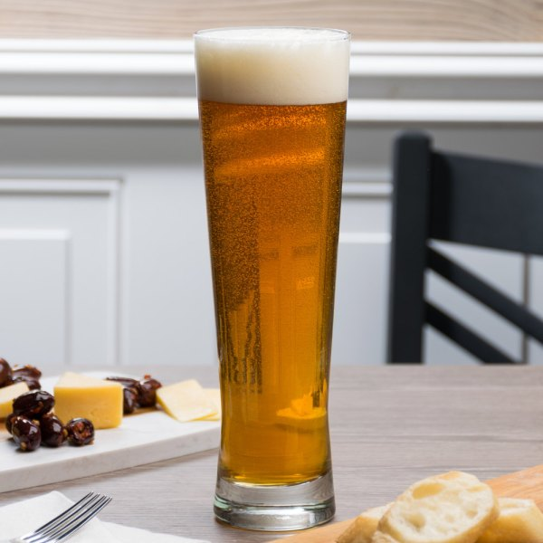 Libbey 529 Pinnacle 22 Oz. Beer Glass - 12 Case