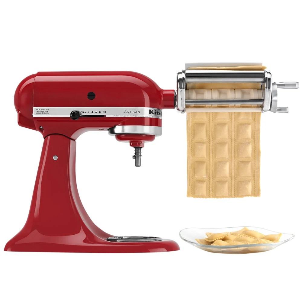 KitchenAid KRAV Ravioli Maker Attachment For KitchenAid