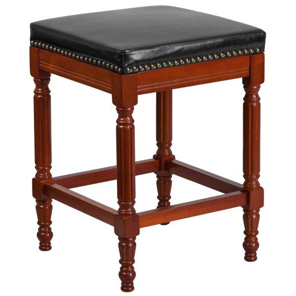 Flash Furniture Ta-4102a-26-lc-gg Light Cherry Wood