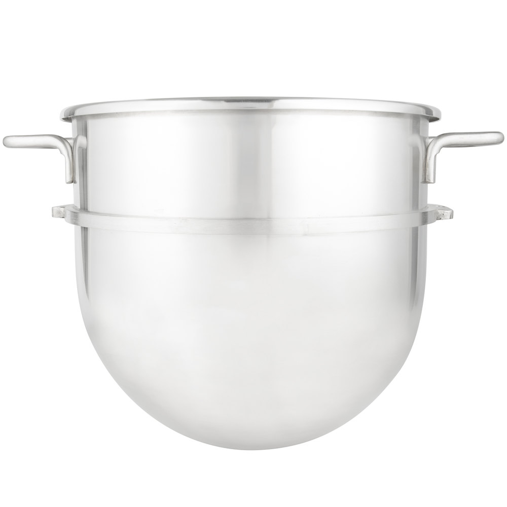 Hobart Equivalent Classic 30 Qt. Stainless Steel Mixing Bowl