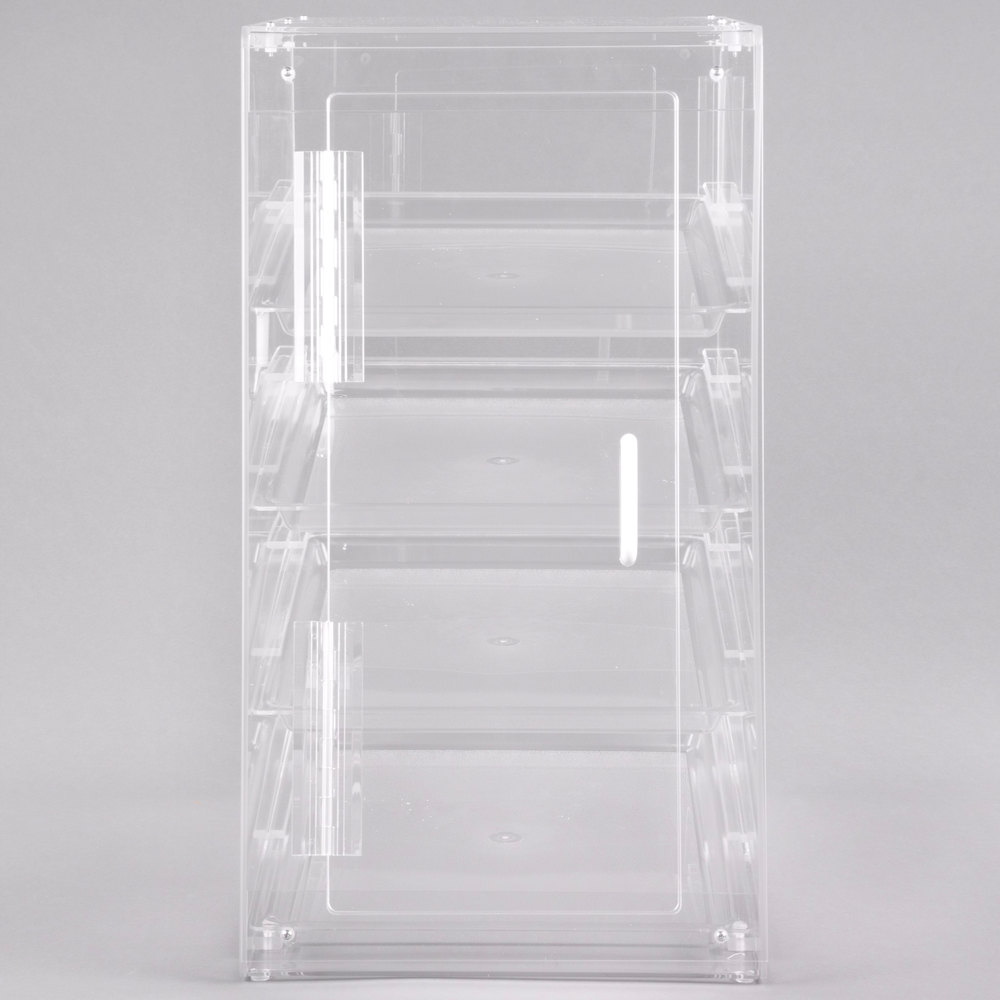Cal-Mil 1012-S Four Tier U-Build Classic Pastry Display