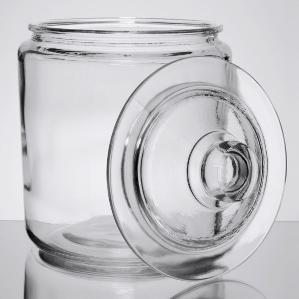 Core Gallon Glass Jar With Cover Jars