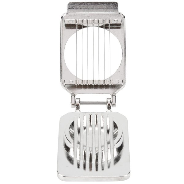 Aluminum Hinged Mushroom Slicer With Stainless Steel Blades