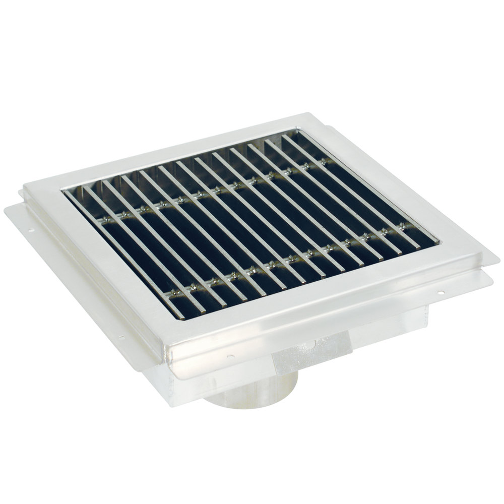 Advance Tabco FD1 Stainless Steel Floor Drain Grate