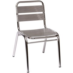 Outdoor Aluminum Chairs X Rocker Chair Power Cord Discounts Clearance Sales On Restaurant Supplies Equipment Bfm Seating Ms0025 Parma Indoor Stackable Side