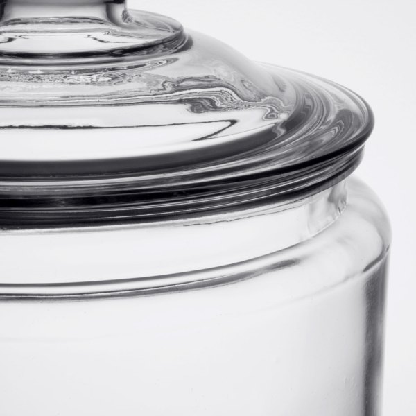 Anchor Hocking 2 Gallon Glass Jars with Lids