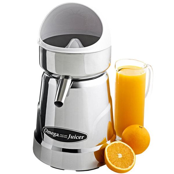 Omega C20c Commercial Citrus Juicer  120v
