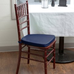 Plastic Chiavari Chair Adams Stackable Adirondack Chairs Lancaster Table Seating Navy Blue Cushion 1 3 4 Image Preview