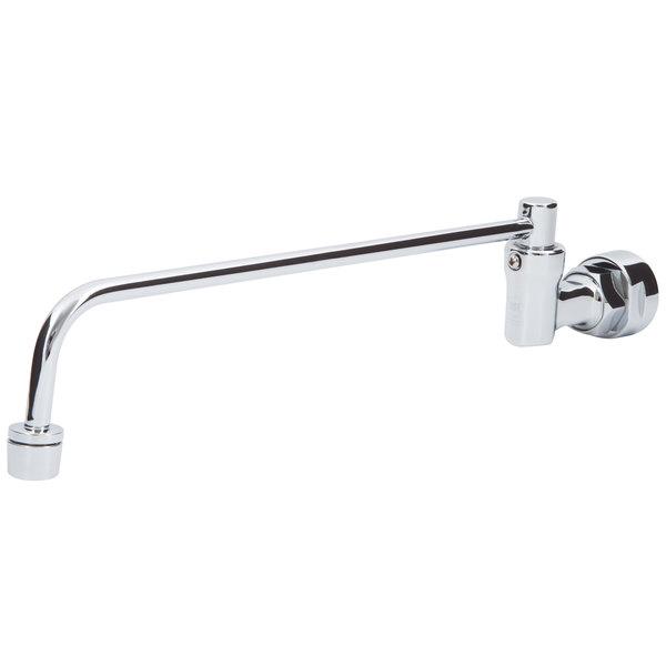 town 228000 11 1 2 autoflo swing faucet for wok range