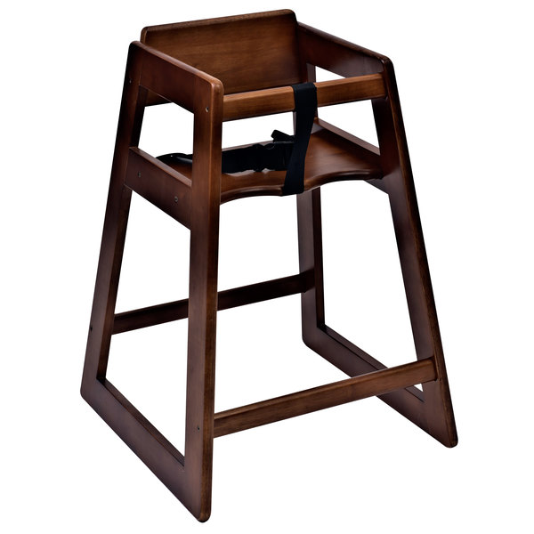 high chair restaurant folding sports chairs koala kare kb800 24 27 1 2 assembled stacking with main picture image preview