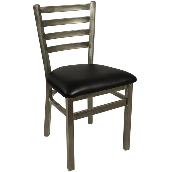 steel vinyl chair folding uae bfm seating 2160cblv cl lima side with 2 black main picture image preview