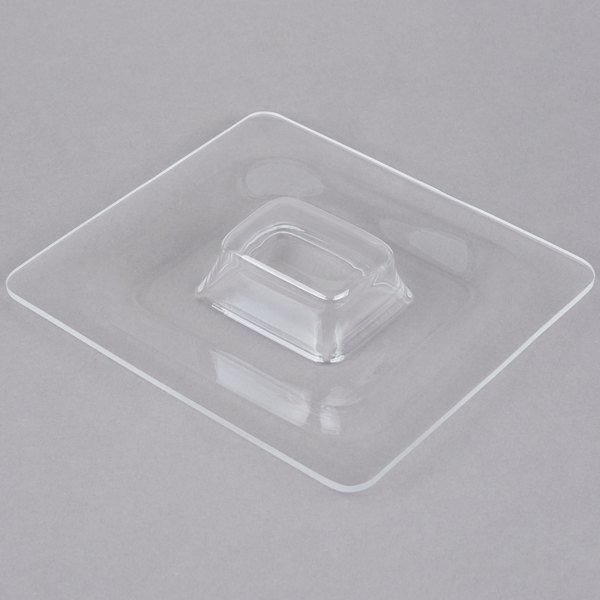 Carlisle CM112807 Coldmaster 1/6 Size Clear Food Pan Lid