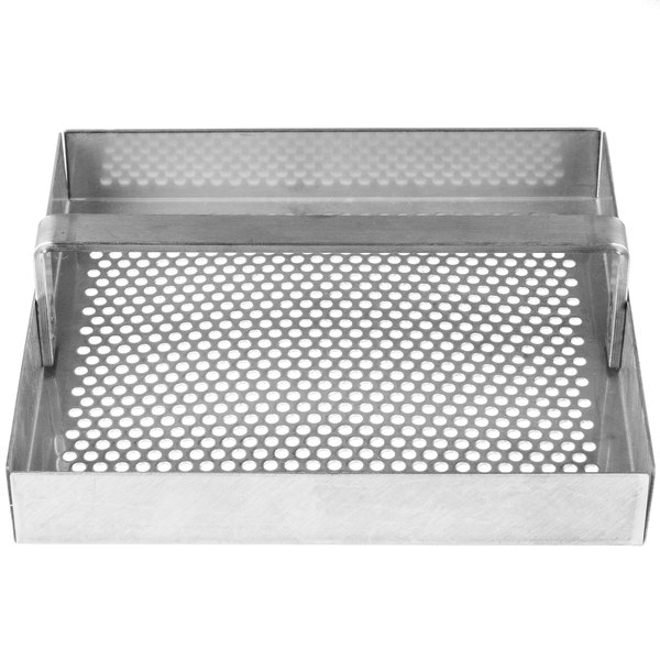 fmp 102 1124 stainless steel floor sink strainer with 3 4 lip 5 3 4 x 5 3 4