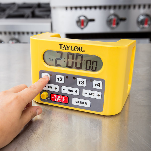 taylor kitchen timer remodeling a 5839n digital 4 channel commercial image preview