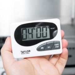 Taylor Kitchen Timer Remodeling Orlando 5822 Digital With Memory