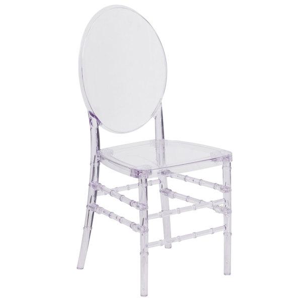 transparent polycarbonate chairs chair gym mini treningssykkel flash furniture y 3 gg elegance chiavari florence main picture