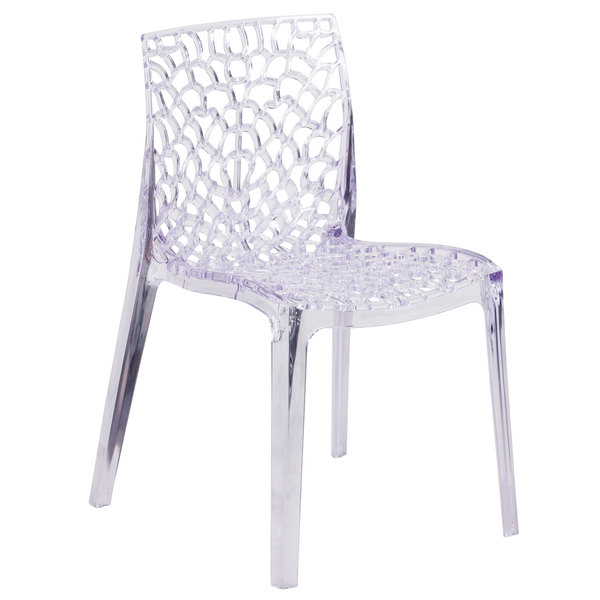 transparent polycarbonate chairs chair covers for sale walmart flash furniture fh 161 apc gg vision main picture