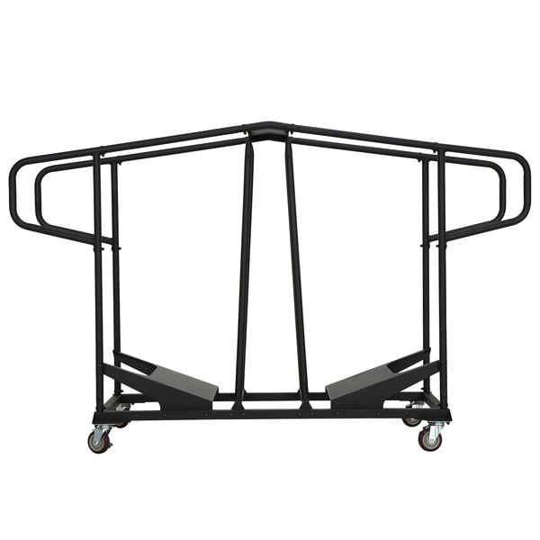 lifetime chairs and tables heavy duty office 80525 black folding chair cart main picture